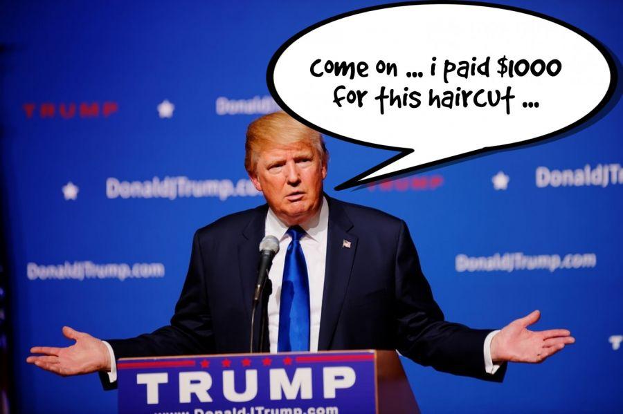 Trump-haircut